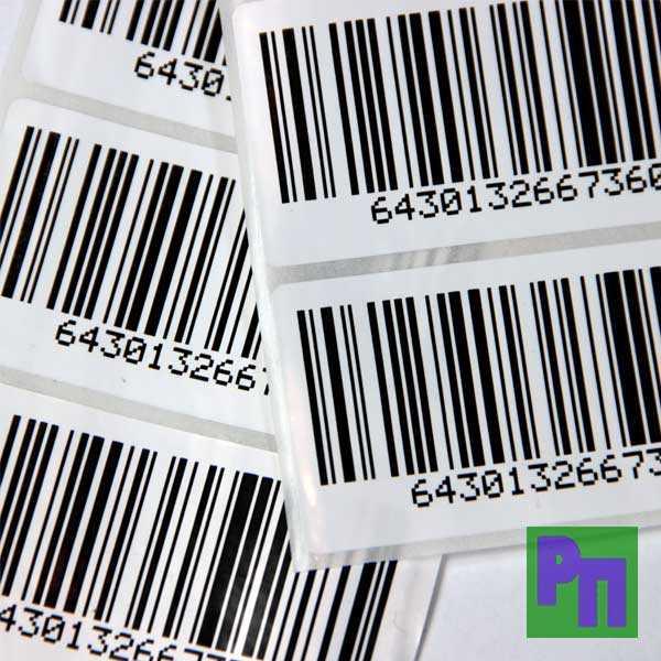 Печать на этикетках и бирках